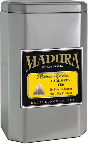 Mandura of Australia - Earl Grey Tea. Enjoy a cozy afternoon (or morning) chatting with someone while sipping this super tasty tea.