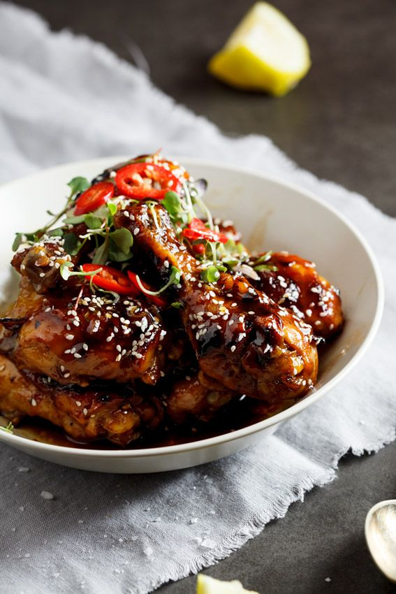 Sticky Sesame chicken | Recipe | Sticky Chicken, Sesame Chicken and ...