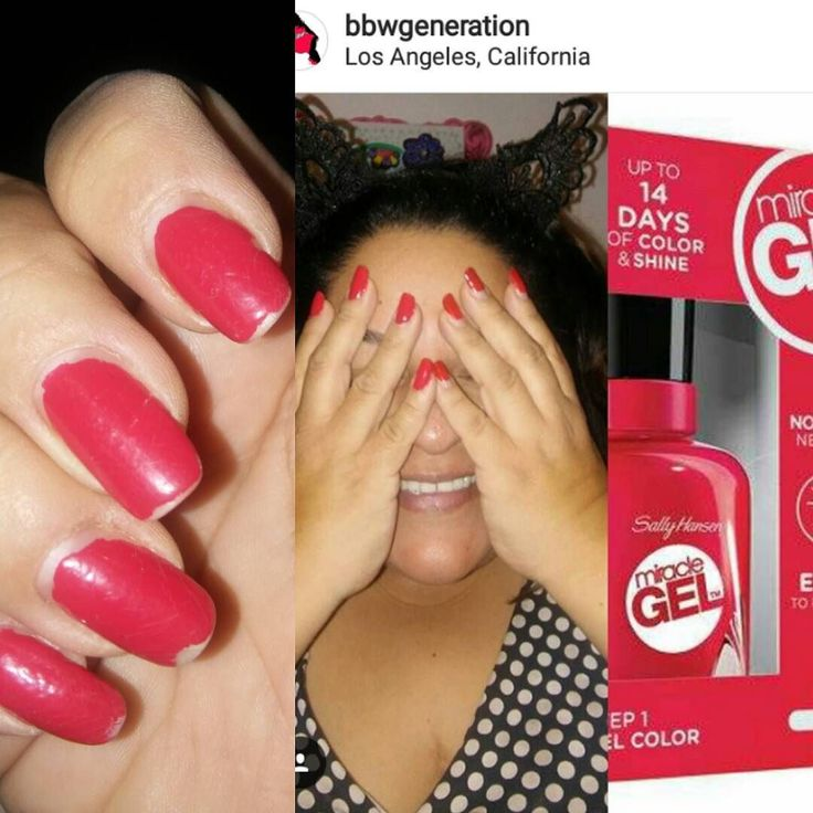 Day: 9 #SallyHansen #MiracleGel #NailPolish #Review Well I scrubbed restrooms washed dishes helped install an A/C moved heavy furniture AND a NAIL BUYING Debate... And think they held up MUCH better than normal NAIL polish BUT not as strong as the real deal.  I still believe it's a GREAT product and will be using it instead of Salon Gel due to the skin damage from the gel setting light.  In my extra intense life I will need to apply this product almost on a weekly basis but like I said its a…