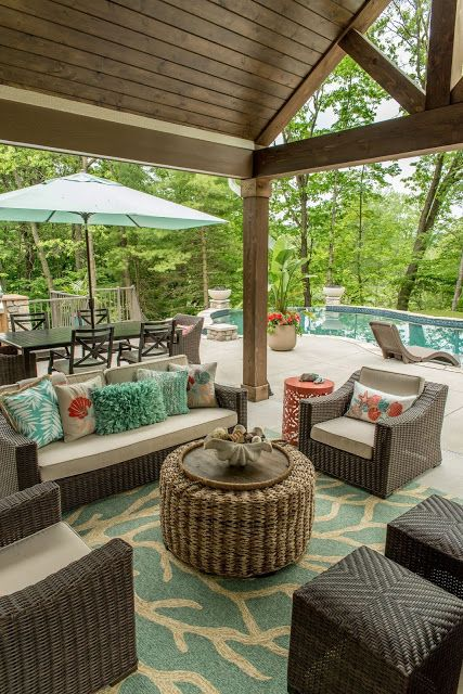 Real Fit Housewife: Welcome To My Home: Our Little Slice Of Heaven Outdoor  Space