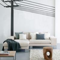 Power Pole Black | PaperRoom