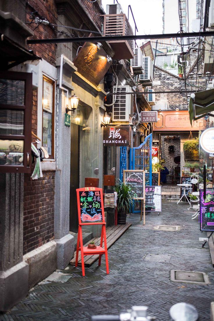 Earth's Finest City Guide   Shanghai   FIJI Water