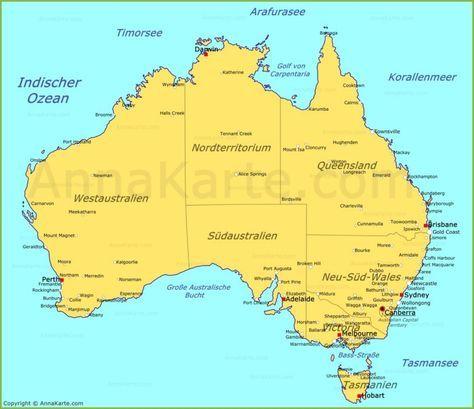 die besten 25 australien karte ideen auf pinterest. Black Bedroom Furniture Sets. Home Design Ideas