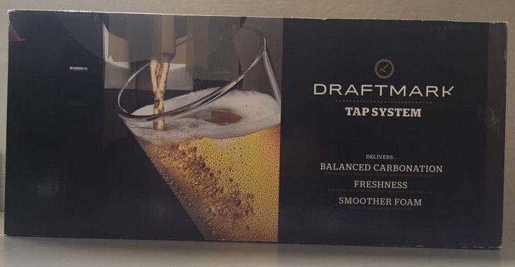 Draftmark Beer Tap System New | eBay