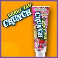 Berry Tan Crunch DHA FREE Natural & Cosmetic Bronzer 8.5z by Devoted Creations. Save 59 Off!. $7.30. DHA Free Natural Bronzing Blend. Vitamins C & E - Repair dry and damaged skin. It's Crunch Time! For dark, quick tanning results look no further. Berry Tan Crunch mixes Milk, Honey & Sugar to ensure your skin stays soft, smooth and hydrated. Vitamin C & E are blended with almond oil to repair and sooths the skin. The natural bronzers in Berry Tan Crunch will leave you streak free, stain...
