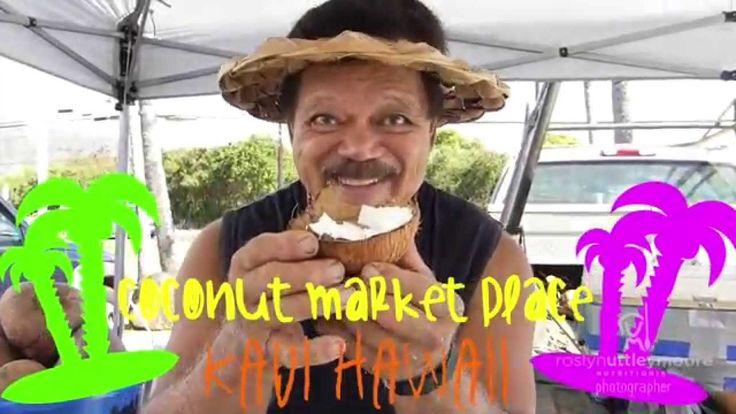 Coconut Market Place Farmers Markets Kauai 2015