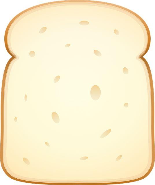 식빵 벡터 이미지입니다.    bread  vector image
