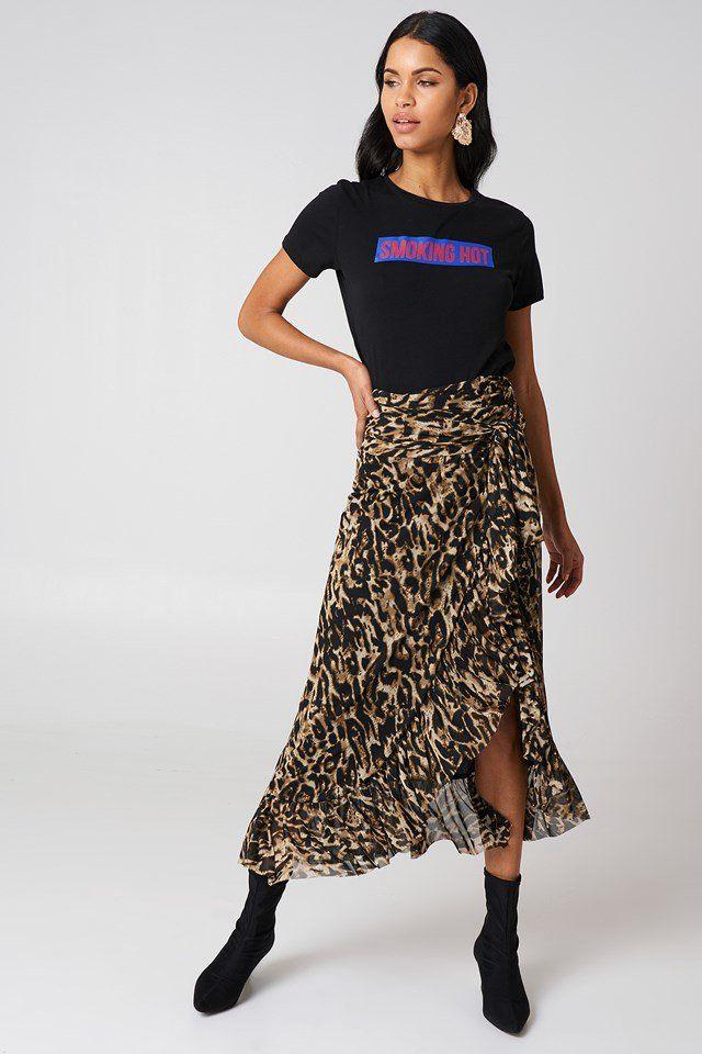 Mesh Overlap Maxi Skirt   2 buy + inspiration   Skirts, Spring ... 54e69c67f9