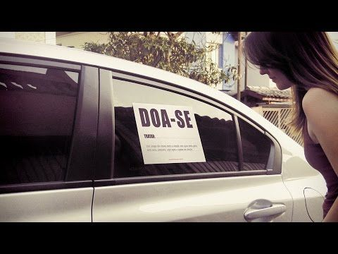 『車売ります』を『献血します』に。ドライバーを広告塔にしたブラジルNGOの献血啓発キャンペーン | AdGang