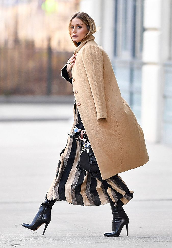 Olivia Palermo just proved that the best things to wear don't have to be the trendiest. See the classic piece she's endorsing here.