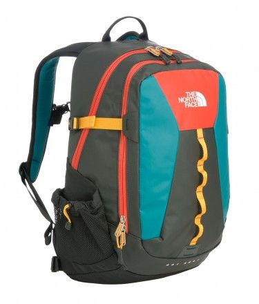 With you The north face hot shot