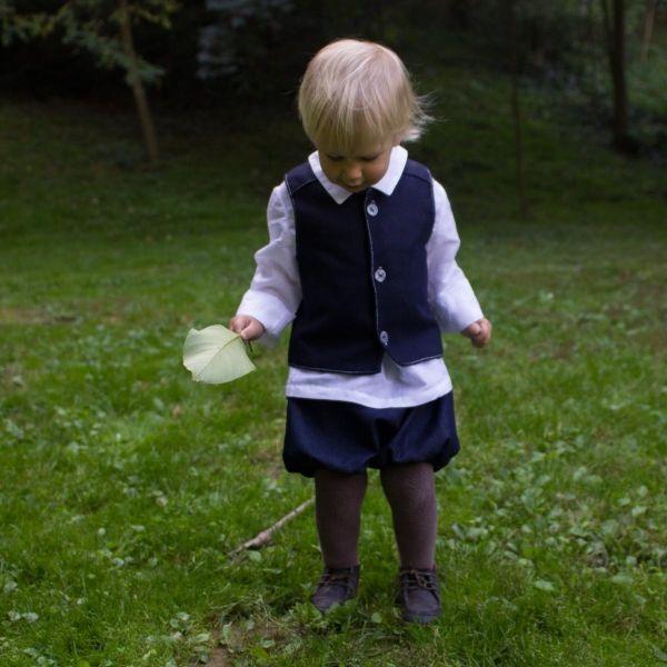 Mákvirág — Wool vest