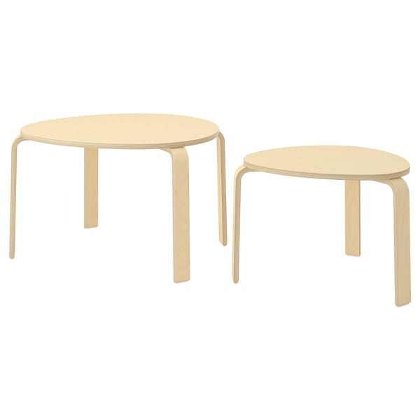 Side Tables Nest of Tables IKEA