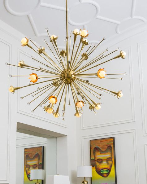 Best 25 Sputnik Chandelier Ideas On Pinterest Mid