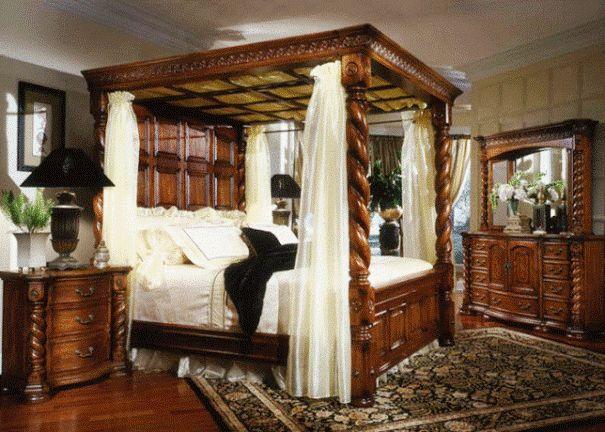 8 best tudor furniture images on pinterest medieval - Renaissance style bedroom furniture ...