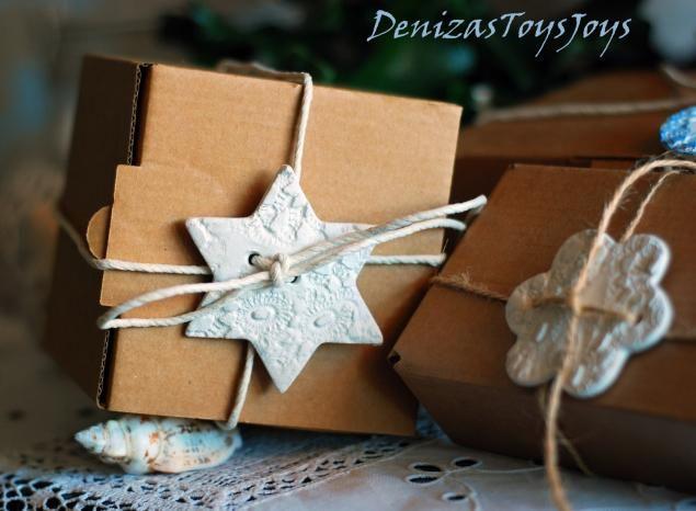 Изготовление бирки из полимерной глины для упаковки товаров и подарков. Декор для пасхальных букетов - Ярмарка Мастеров - ручная работа, handmade