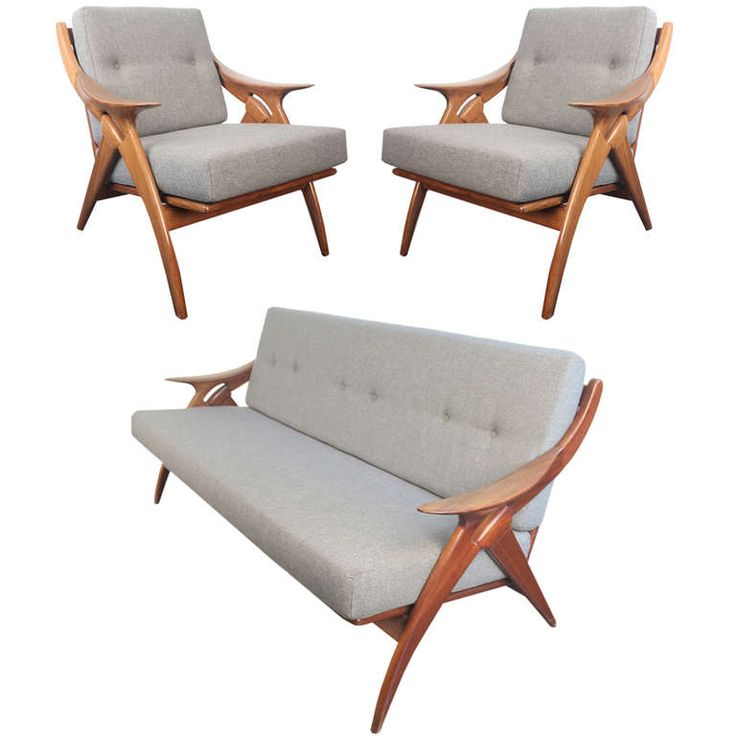31 best images about MidCentury Modern Furniture on Pinterest
