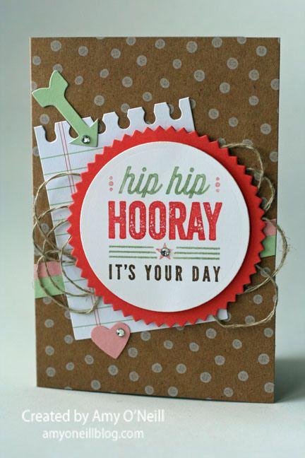 Hip Hip Hooray Birthday
