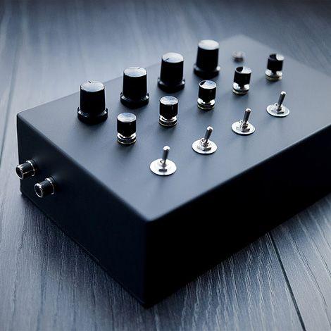 Noise boxes by Morton Underwood http://www.mortonunderwood.co.uk/