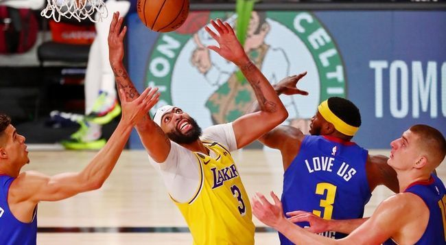 Denver Nuggets At Los Angeles Lakers 9 20 20 Nba Picks And Prediction Nba Nbapick Freepick Freepicks Spo In 2020 Nba Western Conference Anthony Davis Lakers Win