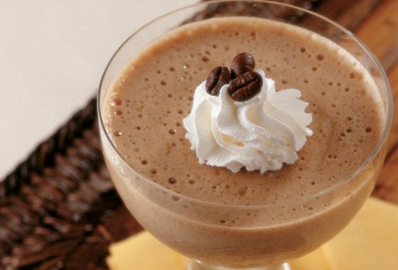 capuccino mousse.