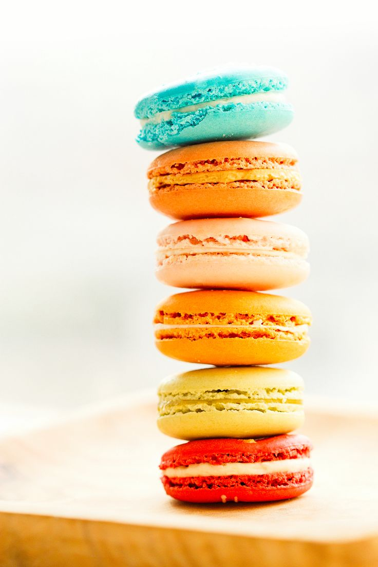 French macarons from AG Macarons, very delicious! I enjoyed photographing & eating them... @agmacarons #agmacarons #macarons