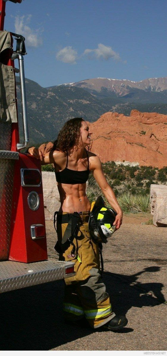Anal hot female firefighters naked