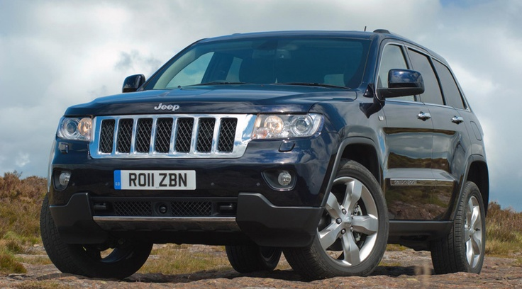 The Grand Cherokee Jeep will make a comeback to India. #cars