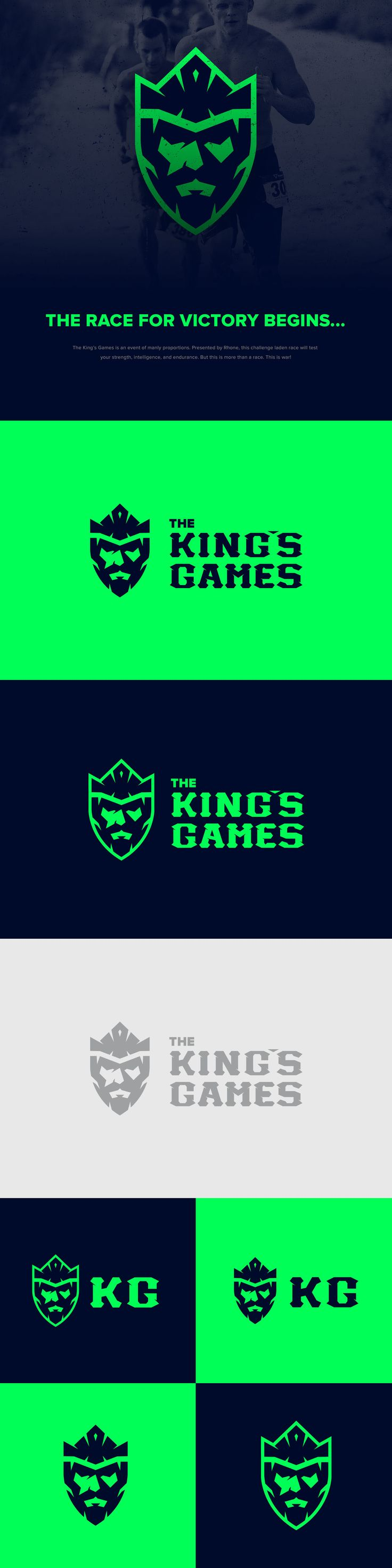 The King's Games on Behance