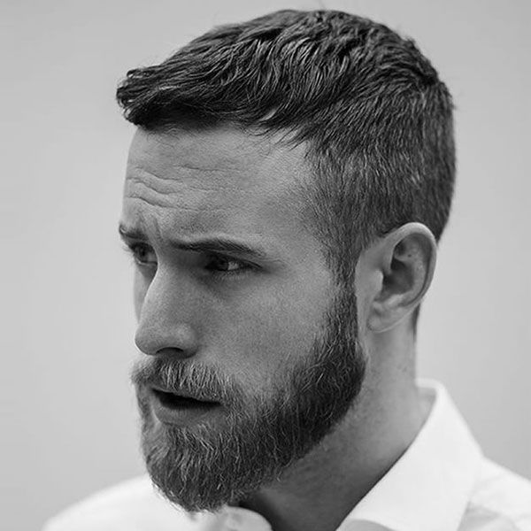 The Best Hairstyles For A Receding Hairline 2020 Haircut Styles Short Hair With Beard Mens Hairstyles Short Trendy Short Hair Styles