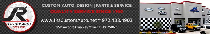 https://flic.kr/p/PEyQYN   JR's Custom Auto Services   www.jrscustomauto.net/