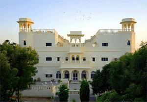 Hotel Jhalamand Garh - Jodhpur - Rajasthan