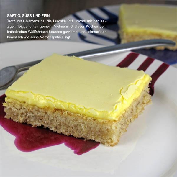 Lurdska pita - ein himmlischer kroatischer Kuchen