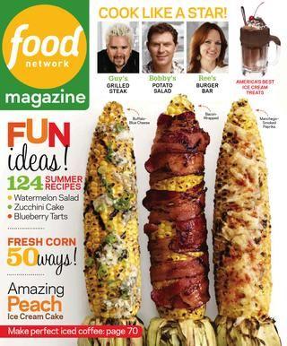 Food mag fun ideas