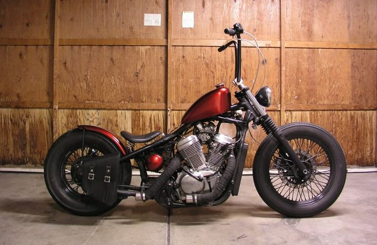 Awesome hardtail with a sporty tank