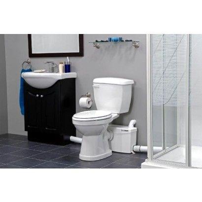 15 best saniflo macerators images on pinterest bathrooms for Bathroom noise cancellation