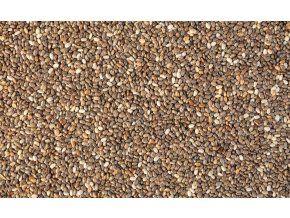 Chia semínka bio, 50g, Vanilkový obchod Chia jsou drobná, černá nebo bílá semínka s mírně oříškovou příchutí. Jeden gram této nutriční bomby obsahuje 0,3 gramu tuku ve formě omega-3 mastných kyselin, 0,18 miligramu sodíku, 0,4 gramu vlákniny, 0,14 gramu bílkovin a nezanedbatelné množství .... http://www.vanilkovyobchod.cz/chia-seminka/chia-seminka-bio--50g--vanilkovy-obchod/