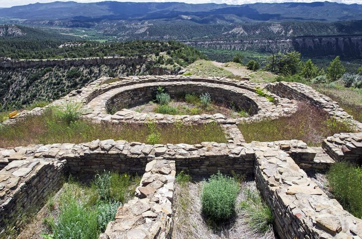 These 9 Unbelievable Ruins In Colorado Will Transport You To The Past // Also the literally hundreds of other ghost towns (from mining) sprinkled throughout the mountains and lots of other ancient Native sites as well.