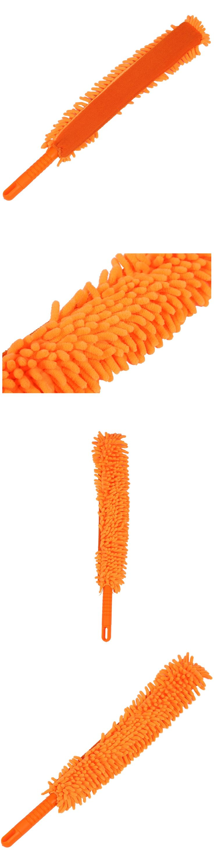 ALIM  Flexible Chenille Bendable minifiber Cleaning Duster Brush Random Color