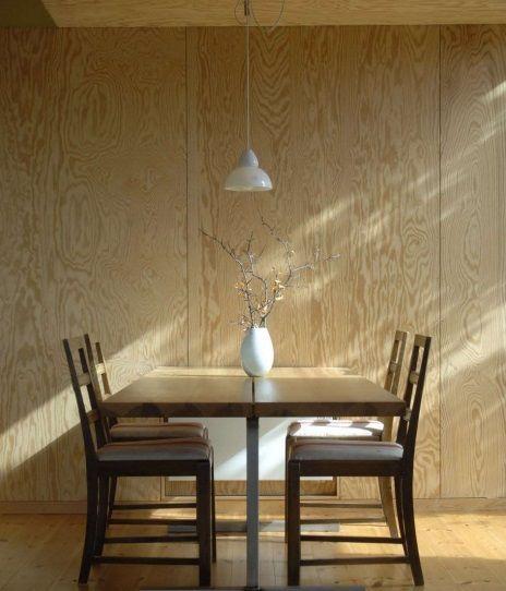 Los paneles de madera contrachapada se gradúan basándose en la calidad y la apariencia de los paneles del frente y de la parte trasera. Estos grados oscilan desde la letra A hasta la D.