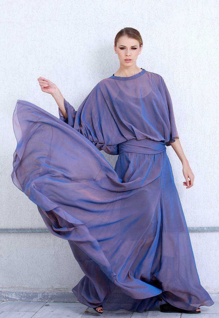 50 shades of Purple Dress