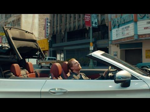 "The new C-Class Cabriolet TV commercial ""Amazed again"" - Mercedes-Benz o..."