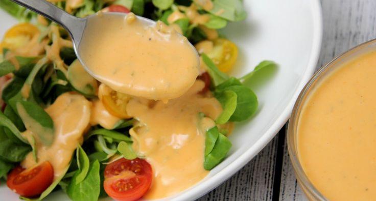 Ezersziget salátaöntet recept | APRÓSÉF.HU - receptek képekkel