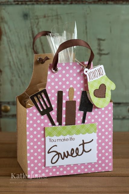 Crafting with Katie: MCT What a Treat Wednesday