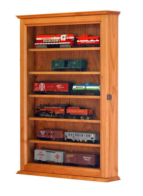 How To Build A Display Cabinet For Model Cars ...