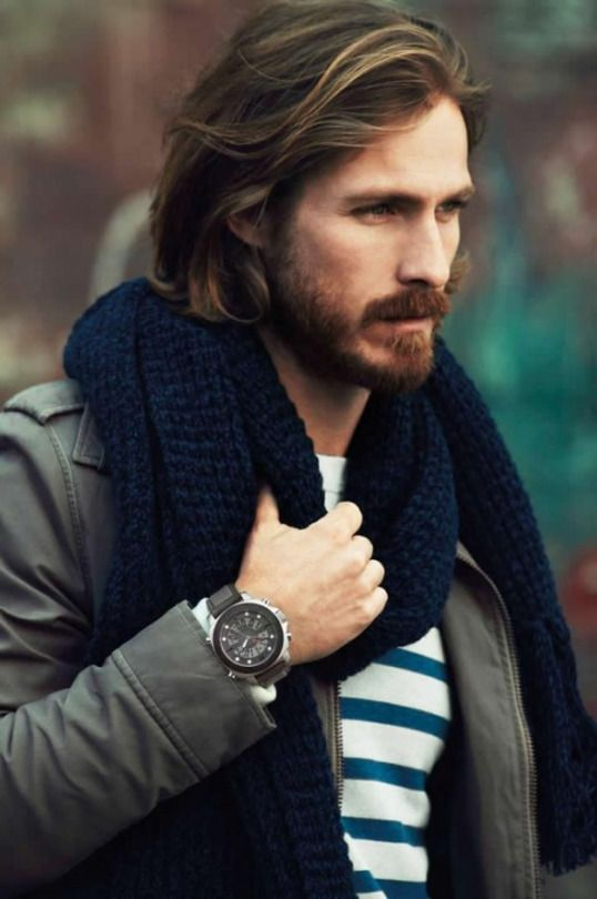 Long Haircuts For Men