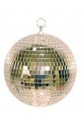 Boule disco à facettes Ø 30 cm                                                                                                                                                                                 Plus