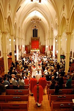 St. Basil's Parish, Toronto. Run by the Basilian Fathers.