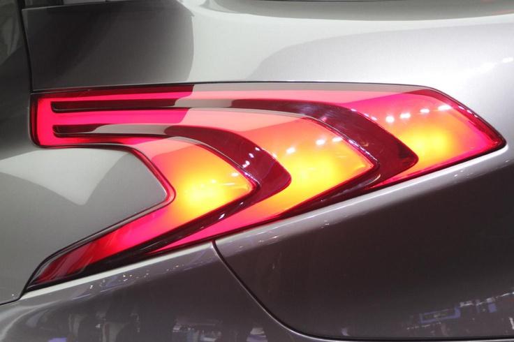 Гибридный Peugeot HX1