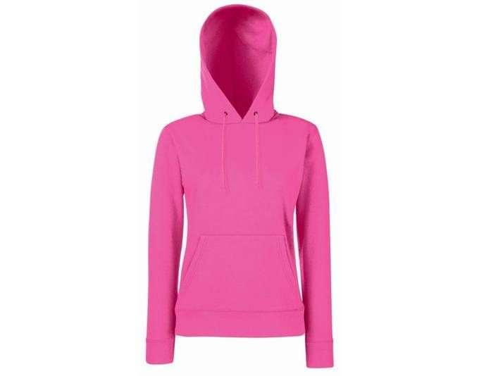 Classic Hooded Sweat Lady-Fit - Fuchsia Jetzt bestellen unter: https://mode.ladendirekt.de/damen/bekleidung/jacken/sonstige-jacken/?uid=6ac2a93c-70a8-5436-90ea-43a39b47ccb6&utm_source=pinterest&utm_medium=pin&utm_campaign=boards #sonstigejacken #bekleidung #jacken